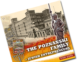 "<strong> The Poznański Family – Jewish Entrepreneurs from Łódź </strong> <br /><br /> In the book ""The Poznański Family - Jewish Entrepreneurs from Łódź"" we present you with the history of the best-known family of manufacturers who lived in Łódź at the turn of the nineteenth century. The aim of this publication is to familiarize the readers with the history of the family who was of great merit to the city. The story starts at the beginning of the eighteenth century, but we put emphasis on the family's connection to Łódź- on their contribution to the architectural and civilizational development of the city. In the publication we not only present the history of the Poznański Family, but, above all, the most interesting places connected to it: beautiful palaces, large factories and the stunning family vault. Given the opportunity, we Gould also like to demonstrate how the cultural heritage of the family is used today. The properties of the family are currently considered to be the most attractive places in the city upon a river called Łódka: The Museum of the City of Łódź, Manufaktura Shopping Centre, andel's Hotel, The Museum of Contemporary Art with its branch – ms², the Academy of Music in Łódź, the buildings of vice chancellor's office and hospitals of the Medical University of Łódź, as well as the Jewish Cemetery. <br /><br /> Editor-in-Chief: Andrzej Machejek <br /><br /> Size 235 x 225 mm, pp160 <br /><br />"